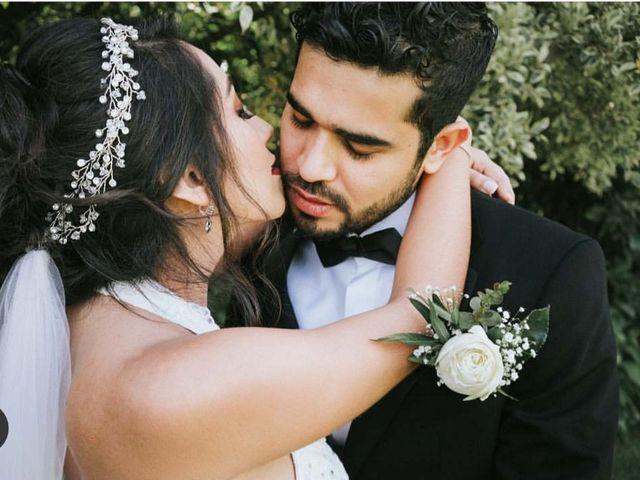 La boda de Maru y Ramiro
