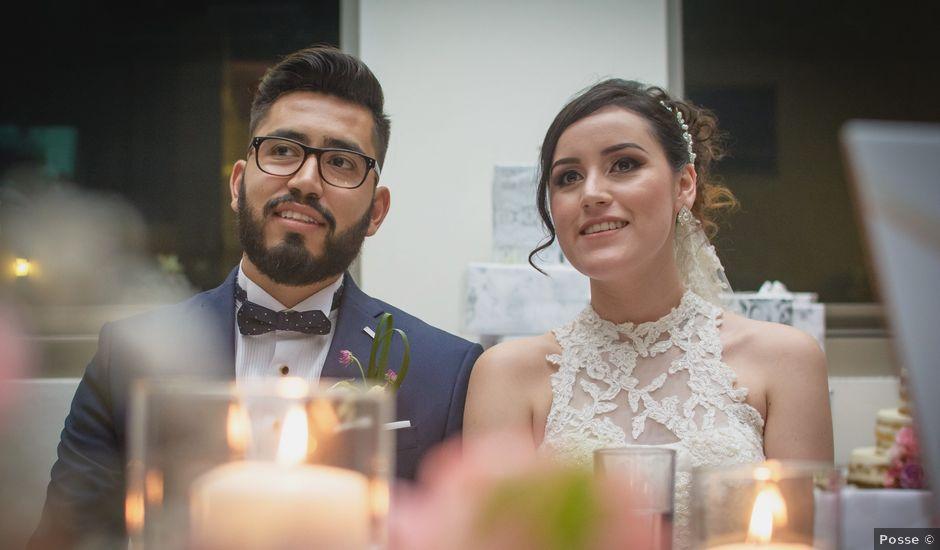 La boda de Ale y Lea en Pachuca, Hidalgo