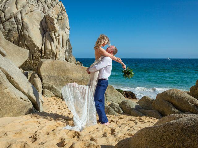 La boda de Elizabeth y Erick