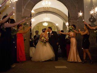 La boda de Vianney y Moy