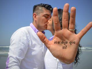 La boda de Adriana y Marlon 1