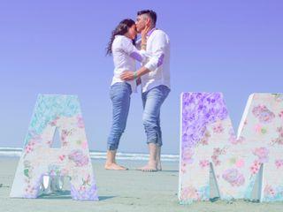 La boda de Adriana y Marlon 2