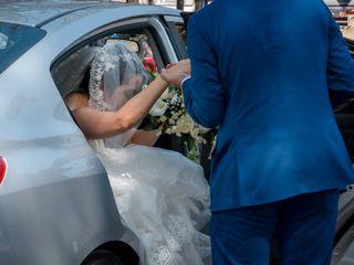 La boda de Nayeli y Abelardo 1