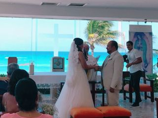 La boda de Dalia Irasema y Martín Iván  1