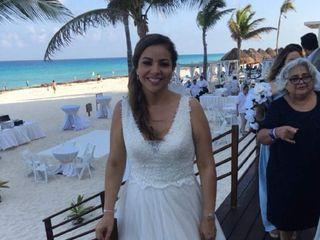 La boda de Dalia Irasema y Martín Iván  2