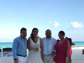 La boda de Dalia Irasema y Martín Iván  3