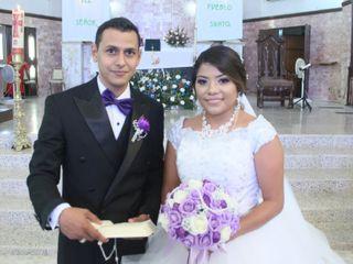 La boda de Joel y Yasmin 1