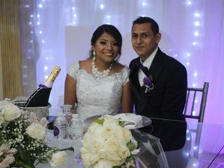 La boda de Joel y Yasmin
