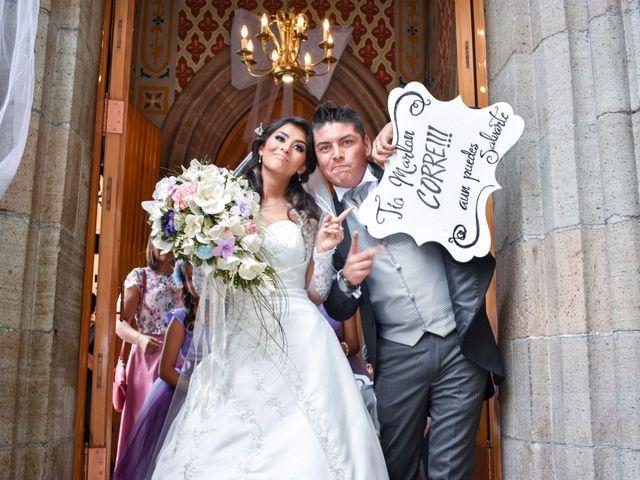 La boda de Adriana y Marlon