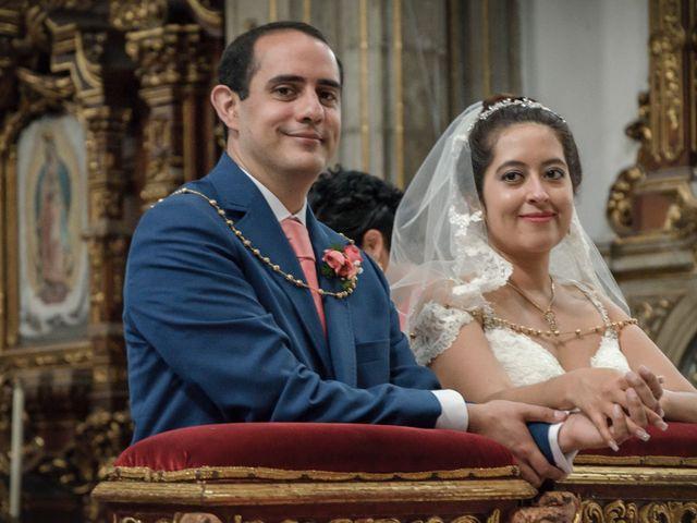 La boda de Nayeli y Abelardo