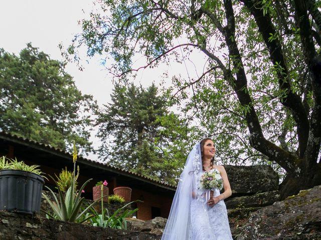 La boda de Carlos y Mayela en Uruapan, Michoacán 1