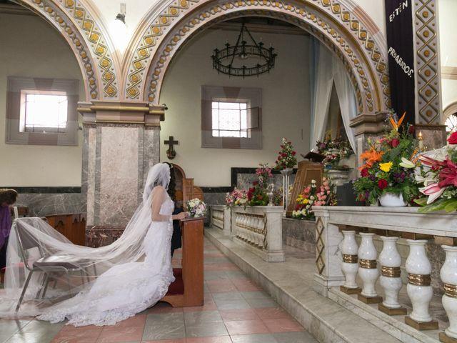 La boda de Carlos y Mayela en Uruapan, Michoacán 2