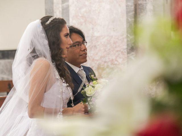 La boda de Carlos y Mayela en Uruapan, Michoacán 3