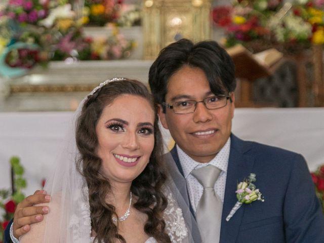 La boda de Carlos y Mayela en Uruapan, Michoacán 4