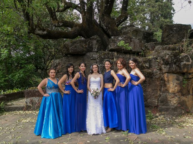 La boda de Carlos y Mayela en Uruapan, Michoacán 7