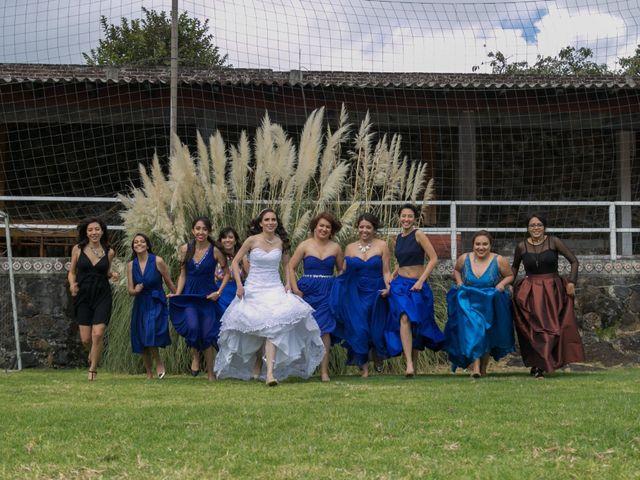 La boda de Carlos y Mayela en Uruapan, Michoacán 10