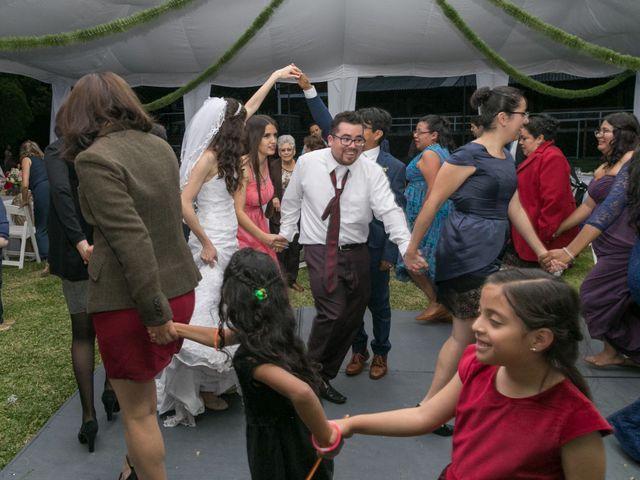 La boda de Carlos y Mayela en Uruapan, Michoacán 12