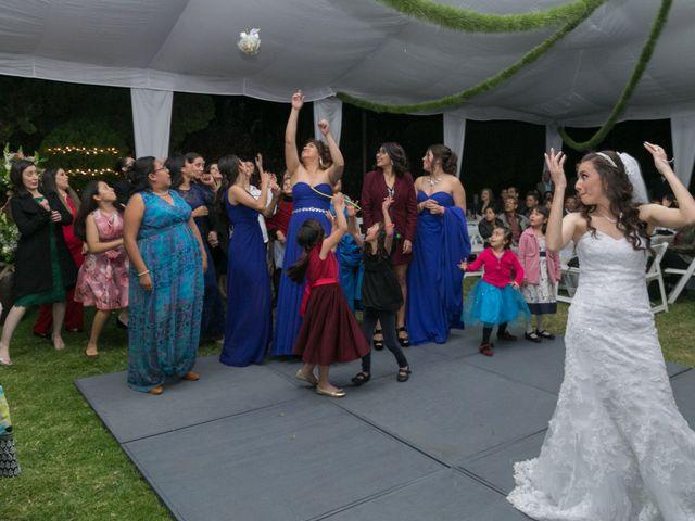 La boda de Carlos y Mayela en Uruapan, Michoacán 14