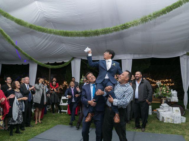 La boda de Carlos y Mayela en Uruapan, Michoacán 15