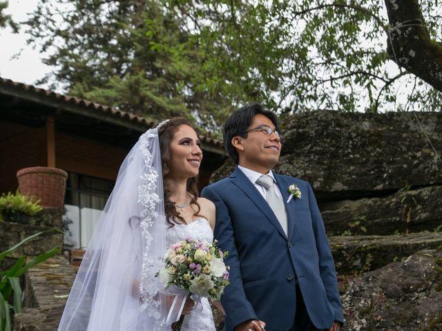 La boda de Carlos y Mayela en Uruapan, Michoacán 17