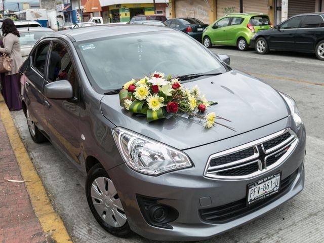La boda de Carlos y Mayela en Uruapan, Michoacán 20