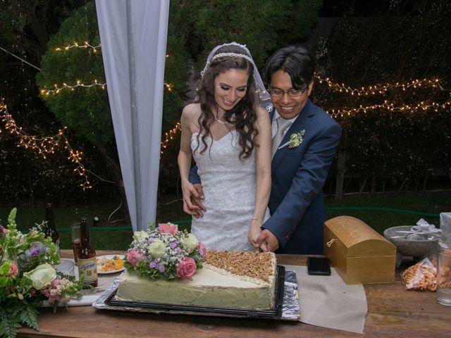 La boda de Carlos y Mayela en Uruapan, Michoacán 24