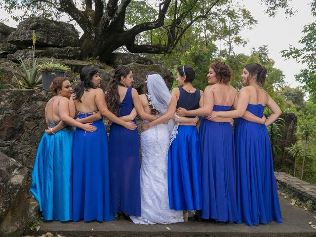 La boda de Carlos y Mayela en Uruapan, Michoacán 25