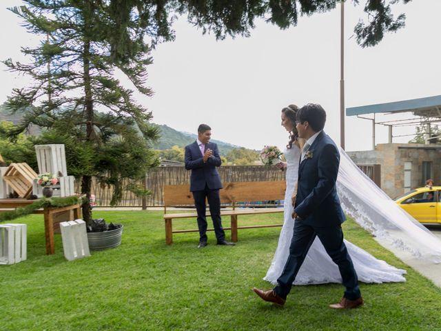 La boda de Carlos y Mayela en Uruapan, Michoacán 28