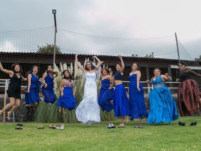 La boda de Carlos y Mayela en Uruapan, Michoacán 34