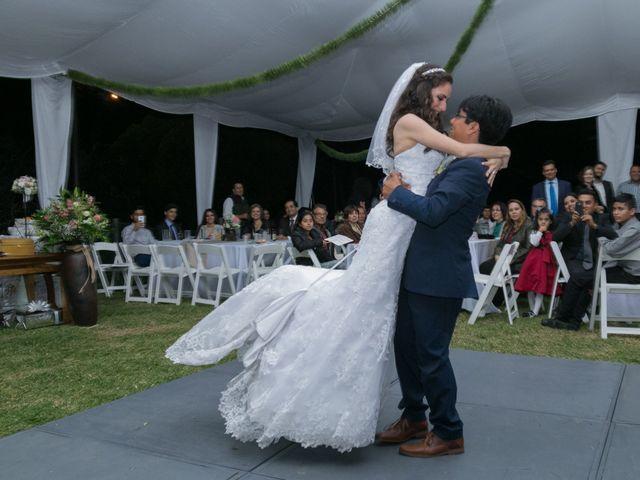 La boda de Carlos y Mayela en Uruapan, Michoacán 35