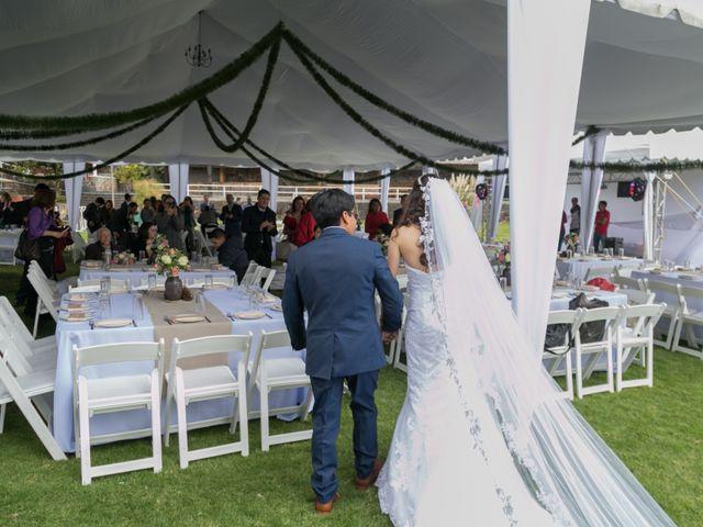 La boda de Carlos y Mayela en Uruapan, Michoacán 36