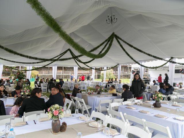La boda de Carlos y Mayela en Uruapan, Michoacán 37
