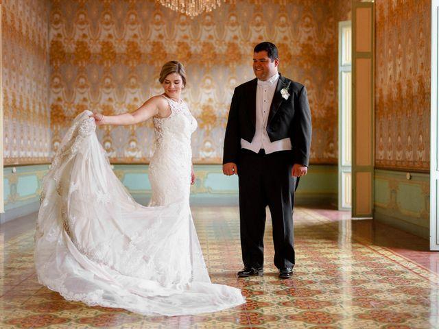 La boda de Olga y Sidney