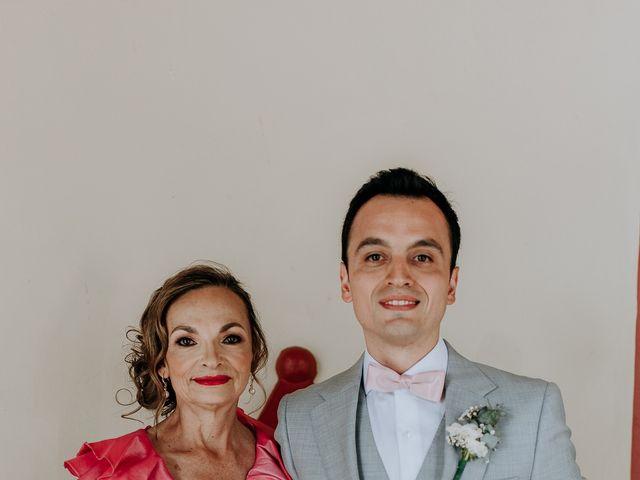 La boda de Adolfo y Val en Jojutla, Morelos 17