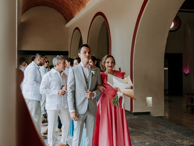 La boda de Adolfo y Val en Jojutla, Morelos 26