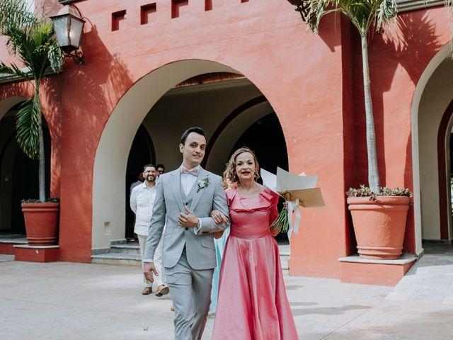 La boda de Adolfo y Val en Jojutla, Morelos 27