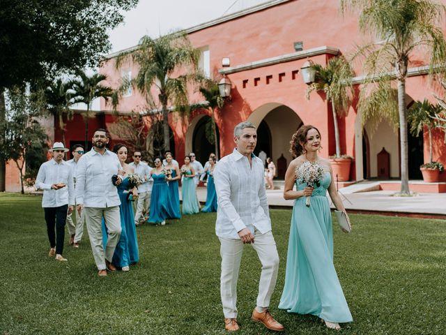 La boda de Adolfo y Val en Jojutla, Morelos 28