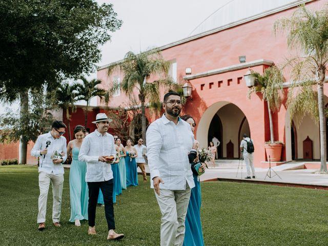 La boda de Adolfo y Val en Jojutla, Morelos 29