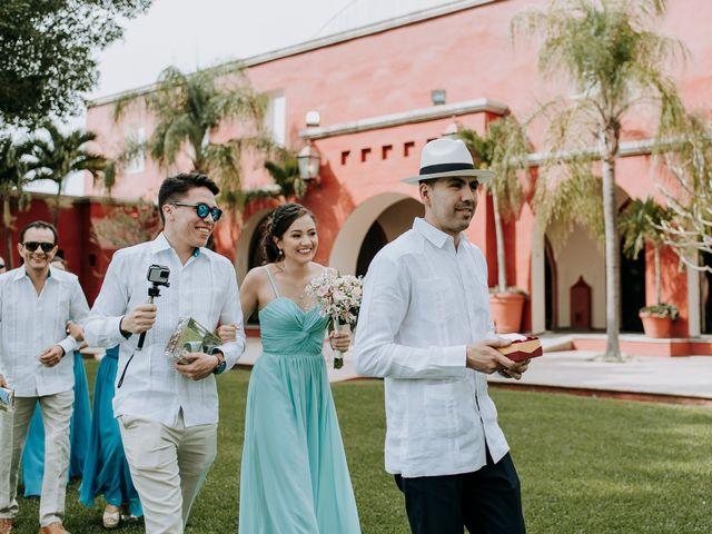 La boda de Adolfo y Val en Jojutla, Morelos 30