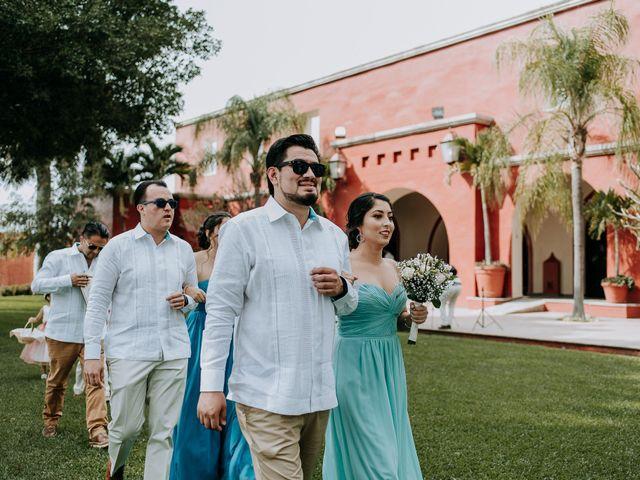 La boda de Adolfo y Val en Jojutla, Morelos 33
