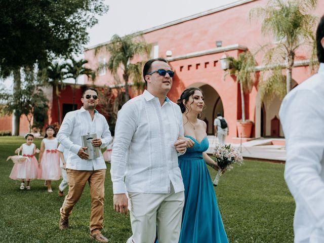 La boda de Adolfo y Val en Jojutla, Morelos 34