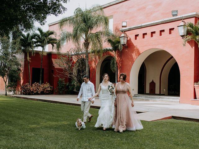 La boda de Adolfo y Val en Jojutla, Morelos 36