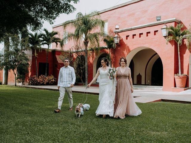La boda de Adolfo y Val en Jojutla, Morelos 37