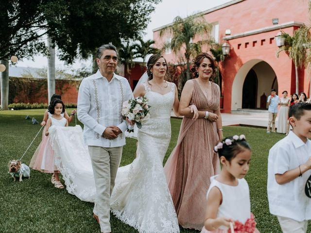 La boda de Adolfo y Val en Jojutla, Morelos 38