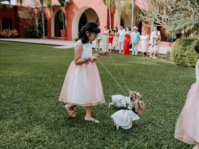 La boda de Adolfo y Val en Jojutla, Morelos 39