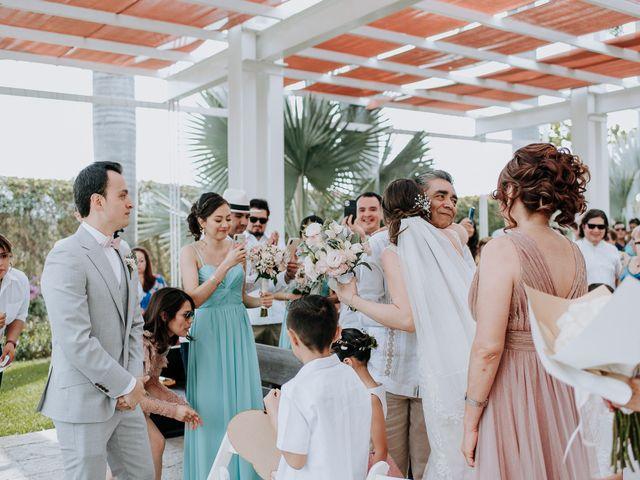 La boda de Adolfo y Val en Jojutla, Morelos 42