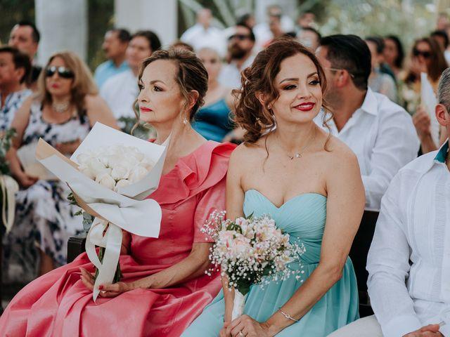La boda de Adolfo y Val en Jojutla, Morelos 46
