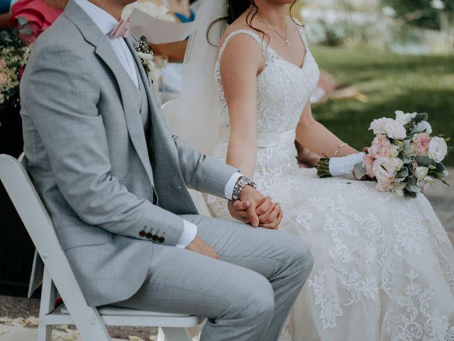 La boda de Adolfo y Val en Jojutla, Morelos 47
