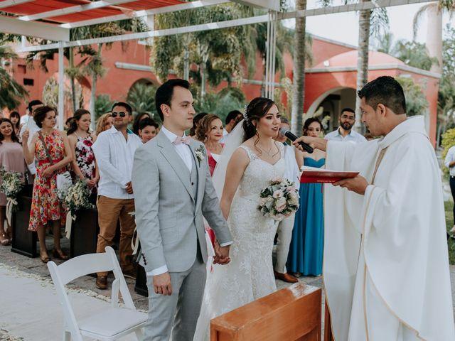 La boda de Adolfo y Val en Jojutla, Morelos 56