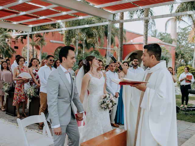 La boda de Adolfo y Val en Jojutla, Morelos 57